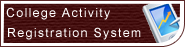 College Activity Registration System